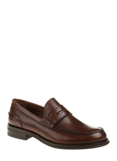 George Hogg %100 Deri Klasik Ayakkabı Taba